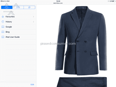 Tailor4less Suit review 164512