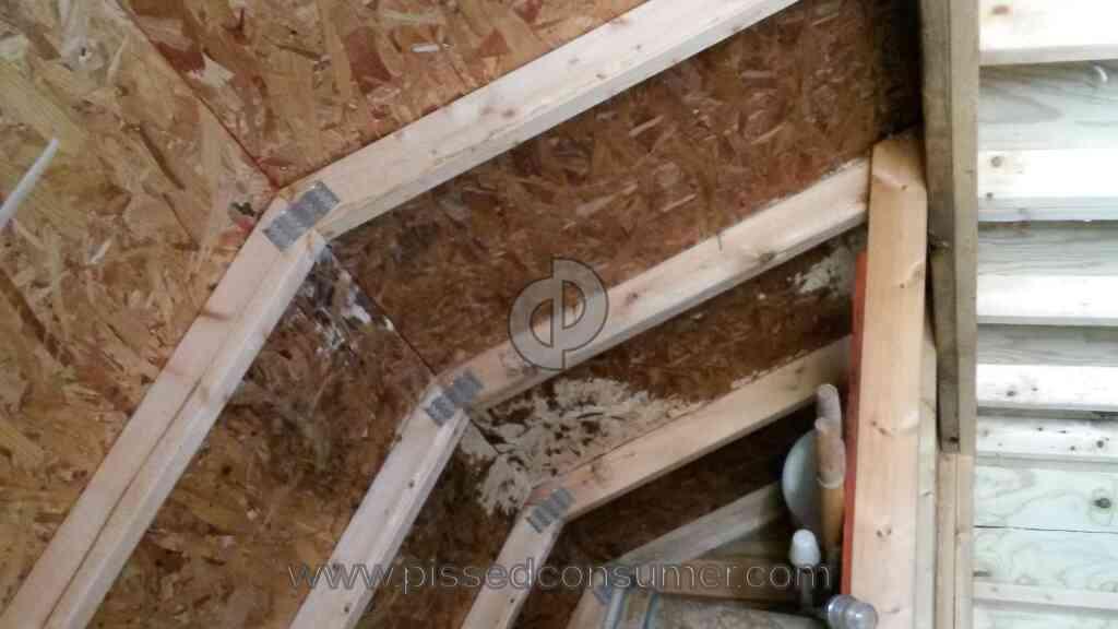 113 Graceland Portable Buildings Reviews And Complaints