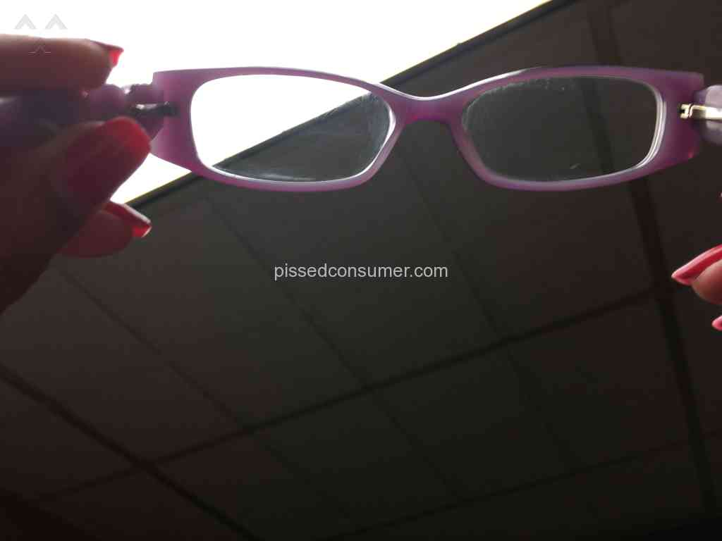 593acbb60f GlassesUSA - Faulty Glasses they would not honor Dec 13