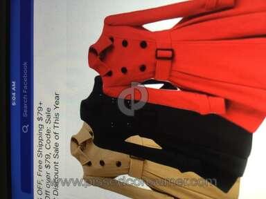 Fashionmia Dress review 120699