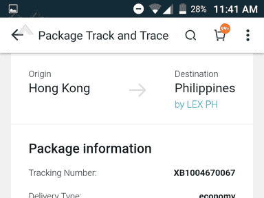 Lazada Philippines - What happen to my package?!!