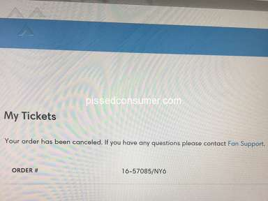 Ticketmaster Tickets review 251470