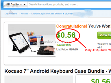 Quibids - I love it!