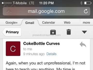 Coke Bottle Curves Professional Services review 44557
