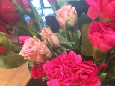 1800flowers Arrangement review 61761
