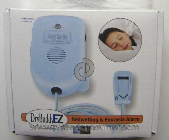 Drybuddy Drybuddyez Bedwetting Alarm