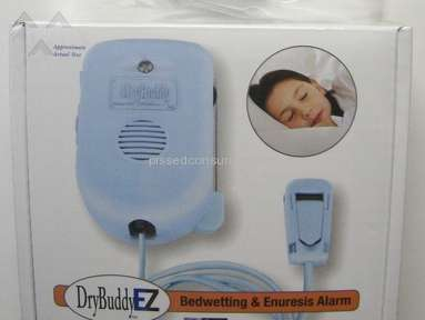 Enuresis Solutions Drybuddy Drybuddyez Bedwetting Alarm review 132579