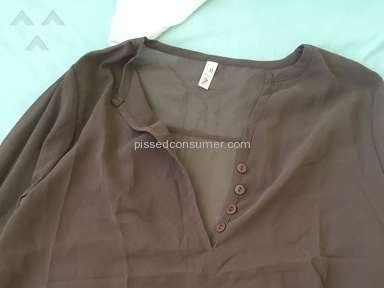 Modlily Blouse review 145984