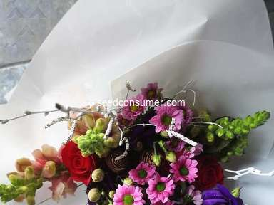 Prestige Flowers - Waste of time and money