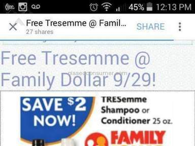 Family Dollar Supermarkets and Malls review 90445