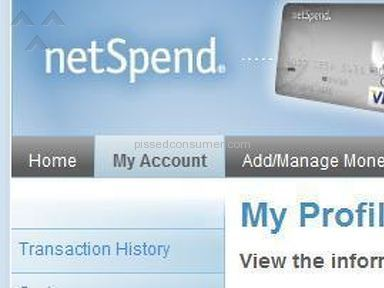 Netspend - They are still holding my $1451.57 since January 2014!