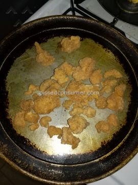 Tyson Foods Chicken Nuggets