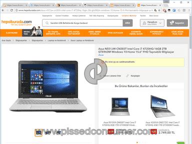 Asus Vivobook Pro N551jw Laptop review 224520