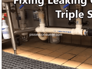 Beacon Plumbing - Fraudulant
