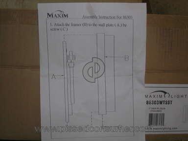 Maxim Lighting Lights review 28729
