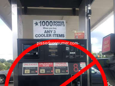Speedway Gas Station - Bad gas, $1,400 damages, claim denied