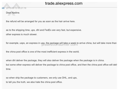Aliexpress E-commerce review 84339