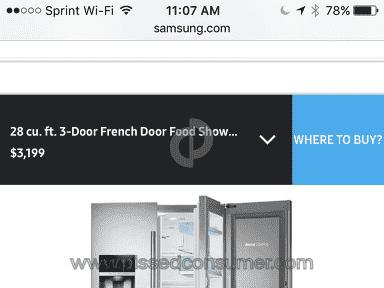 Hhgregg - Samsung Electronics Rf28hdedbsraa Refrigerator Review