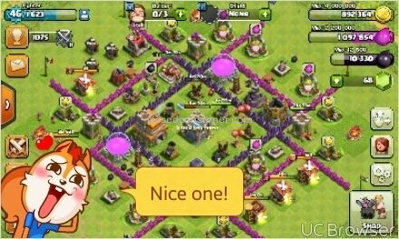 Supercell Clash Of Clans Video Game