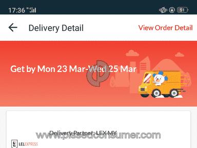 Lazada Malaysia Marketplace review 551417