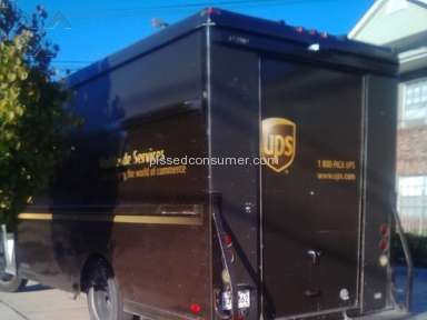 UPS Transportation and Logistics review 50965