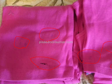 Ooshirts Shipping Service review 35357