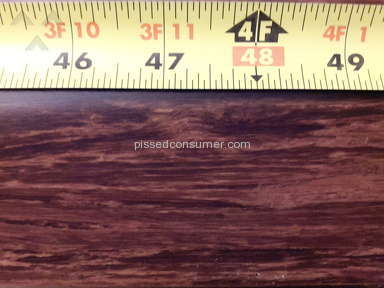 Lumber Liquidators Building Products review 54403