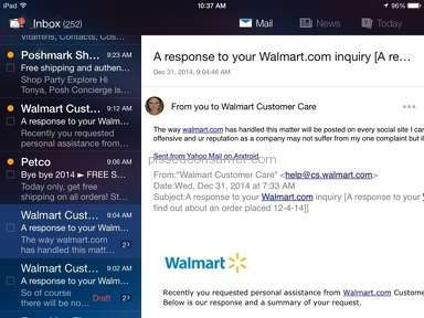 Walmart Prepaid Card review 57071