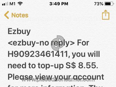 Avoid Ezbuy!