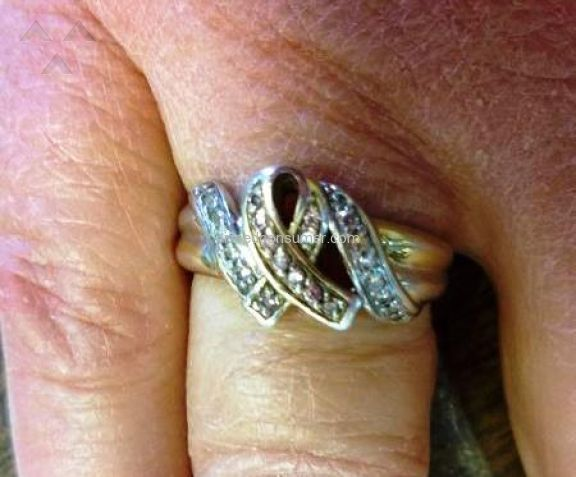The Bradford Exchange Ring