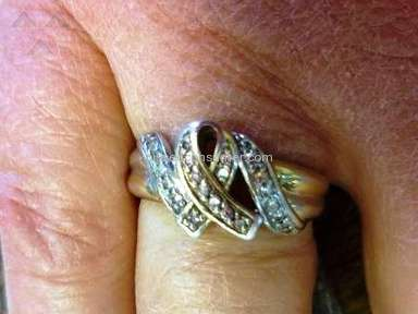 The Bradford Exchange Ring review 248004