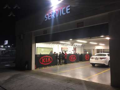 Kia Motors - What kind of service are you?