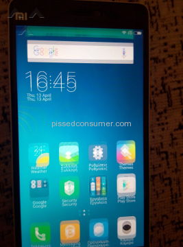Xiaomi Cell Phone