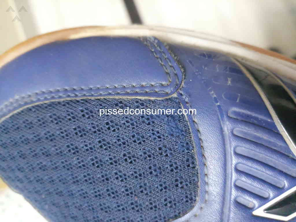 134 Asics Reviews and Complaints @ Pissed Consumer