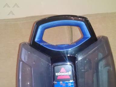 Bissell 5207u Vacuum Cleaner Review from Hurst, Texas