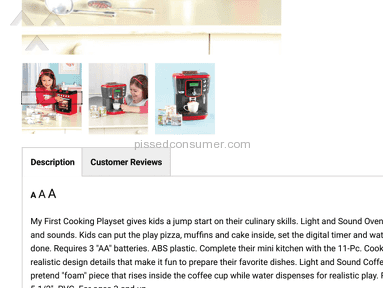 LTD Commodities - My First Cooking Playset
