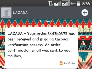 Lazada Philippines Auctions and Marketplaces review 111945