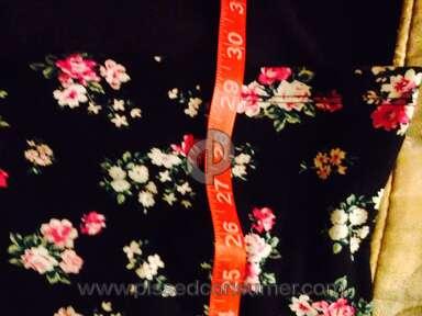 Mercari Dress review 156214