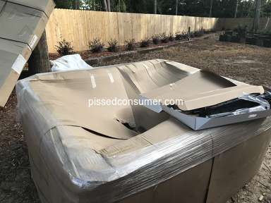 ThermoSpas Hot Tubs - Lied, Cheated, Mistreated: Avoid Thermospas Or You Will Regret It