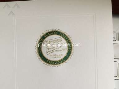 Jostens - Graduation Announcements Printed Crookedly