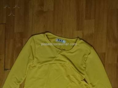 Fashionmia Clothing review 125373