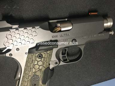 Kimber Manufacturing Weapons review 354968