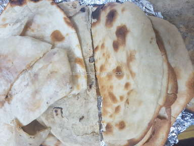 Zomato Kheema Naan Main Course review 230222