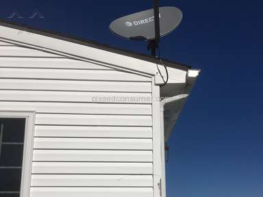 Directv Antenna Installation review 208222