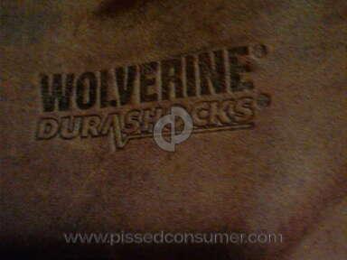 Wolverine Durashocks Boots review 212932