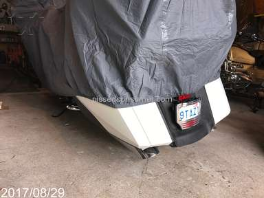 Seal Skin Covers Motorcycle Cover review 234926
