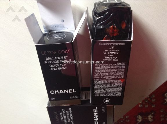 Chanel Le Verninis Nail Polish
