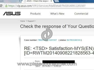 Asus Repair review 100045