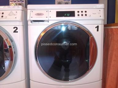 Tip Top Self Service Laundry Household Services review 8829