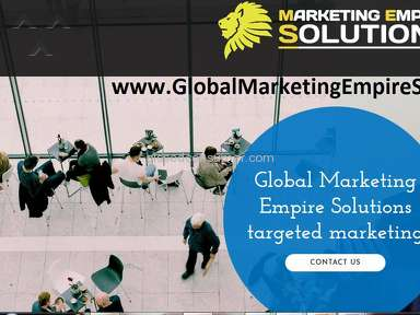 Making the WRONG: RIGHT! Global Marketing Empire Solutions Llc